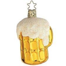 Inge Glas Christbaumschmuck Bierkrug