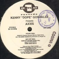 KENNY DOPE GONZALEZ - Axxis 1992 One Records OR 12002 USA