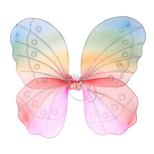 Colorful Butterfly Fairy Wing Girls Angel Wing Costume Props