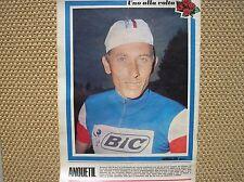 ANQUETIL BIC IL GIORNALINO 49 1968 CICLISMO CYCLISME CYCLING