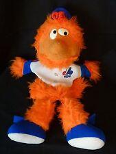 Vintage Montreal Expos YOUPPI Mascot Full Body Hand Puppet Plush