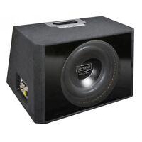 EMPHASER EBR112-P6A Aktiv-Box 1x30cm P6 Bassreflex Aktivsubwoofer 290 Watt Sub