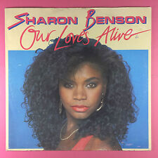 Sharon Benson - Our Love's Alive - TRIBUTE RECORDS 12-TRIB-1 Ex Condition