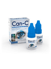Can-C Lubricant Eye Drops For Cataract, N-Acetylcarnosine 2 X 5 ml *Exp 12/2020