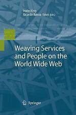 NEW Weaving Services and People on the World Wide Web