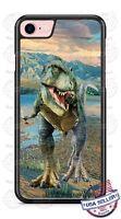 Prehistoric Tyrannosaurus Rex Dinosaur Phone Case fits iPhone Samsung LG etc
