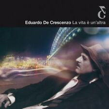 - CD nuovo incelofanato LA VITA  E' UN'ALTRA EDUARDO DE CRESCENZO : Audio CD