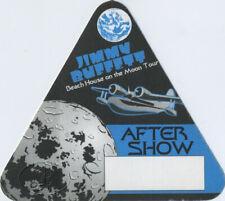 Jimmy Buffett 1999-2000 Beach House Moon Backstage Pass