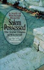 Salem Possessed by Paul Boyer and Stephen Nissenbaum (1997, Paperback)