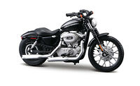 Harley-Davidson 2007XL 1200N Nightster 1:24 Modelo de Motocicleta Die-Cast