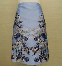 J.Crew Collection No. 2 pencil skirt in hummingbird floral $325 4 93028 RETAIL
