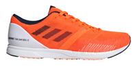 adidas Adizero Takumi Sen 5 Mens Orange Running Trainers All Sizes *REFCRS208