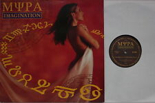 Mypa – Imagination- LP 1992 D Maxi-Single- Deutsche Schallplatten Berlin