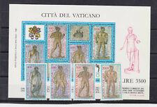 vatican 1987 Sc 789/92 olympics,set MNH       r262