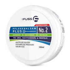 Hornhautcreme Mr. Fuss Pflegebalsam Plus No. 2 - 100ml zur Systempflege