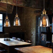 Kitchen Pendant Light Grey Glass Pendant Lighting Bar Lamp Office Ceiling Lights