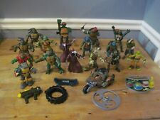 2003-12-14 Teenage Mutant Ninja Turtles Action Figures & More TMNT Stuff Lot 23
