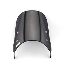 Windshield Windscreen Pare-brise Black For Triumph Bonneville SE T100 T120