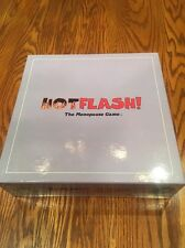 Hot Flash Board Game OVER THE HILL Gifts 50th Birthday MENOPAUSE Adult Games