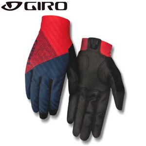 Giro Riv'ette CS Womens Gloves - Trisplit Midnight Blue/Red