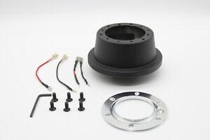 Ford Focus Fiesta Mustang Short Steering Wheel Hub Adapter Kit