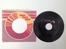 ELVIS PRESLEY: Guitar Man / Faded Love - 1981 - Vinyl 45 Single - EX