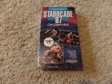 wcw nwa STARRCADE 1987 87 vhs BRAND NEW FACTORY SEALED wrestling