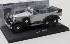 Mercedes Benz G 4 (1938) Gris/Noir/Ixo 1:43