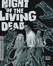 Night of the Living Dead (Blu-ray Disc, 2018, 2-Disc Set, Criterion Collection)