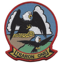 USN Navy VT-28 Training Squadron 28 Rangers TRARON 28 Full Color Patch
