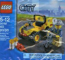 LEGO City Mining Quad (#30152)(Polybag)(Retired 2012)(Very Rare)(NEW)