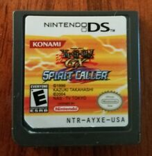 Yu-Gi-Oh GX Spirit Caller Nintendo DS, Cart Only, Tested with picture
