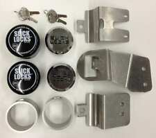 SLICK LOCKS NV-FVK-SLIDE-TK Nissan Van Exterior Door Lock Kit