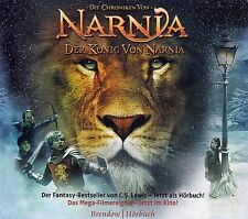 CLIVE STAPLES LEWIS : DER KÖNIG VON NARNIA / 3 CD-SET (HÖRBUCH)