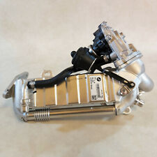 BMW F45 F46 F48 F39 MINI F55 F60 EXHAUST GAS COOLER EGR COOLER WITH EGR VALVE