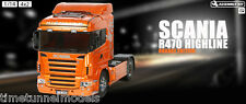 TAMIYA 56338 Scania R470 Orange-Rc Auto Assemblage truck camion Kit 1:14 RC