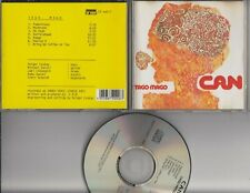 CAN Tago Mago  EARLY PRESSING CD KRAUTROCK HOLGER CZUKAY SPOON CD 006/7