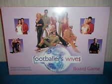 FOOTBALLERS WIVES BOARD GAME - GLAMOUR AND ASSETS ARE EVERYTHING - NEW & SEALED