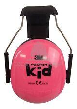 3M Peltor H510AK 442-RE Kid Earmuffs with Headband Ear Defender