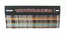 Lot The Walking Dead Compendium Vol. 1 Issues #1-48, 49-102 (PB) Kirkman Graphic
