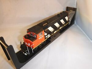 Atlas HO Canadian National CN EMD GP40-2W #9640        DCC-Factory Lok Sound