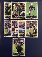 2014 Topps INDIANAPOLIS COLTS Complete Team Set (9) LUCK MONCRIEF ROOKIE Look !