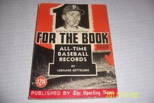 1960 Sporting News 1 FOR THE BOOK Records PITTSBURGH Pirates EL ROY FACE 368 pgs