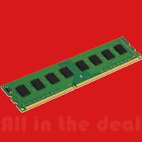 4GB DDR4 2400MHz PC4-19200 288 pin DESKTOP Memory Non ECC 2400 Low Density RAM