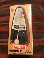 Vintage Wittner Taktell Piccolo Metronome