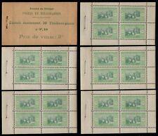 SENEGAL FRANCAIS - COLONIES /1922 CARNET COMPLET / COTE 200 € (ref 7774)