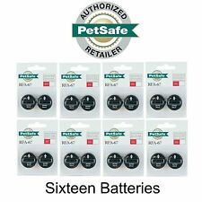 PetSafe RFA-67D-11 Batteries 6 Volt 8-Packages of 2 Batteries Total 16 Batteries