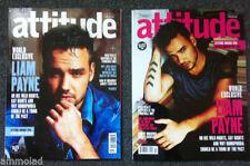October Attitude Gay & Lesbian Magazines in English