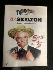 RED SKELTON AMERICAS FAVOURITE FUNNY MAN DVD Volume 4