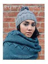 Rowan ::Rowan Loves #5:: Kid Classic & Hemp Tweed book 9 designs New